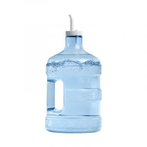 No-Spill Watering Jug