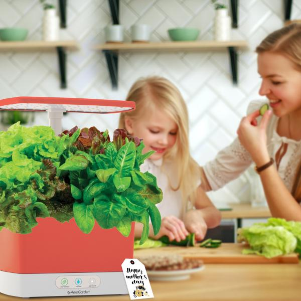 Mother's Day AeroGarden Recipes & Activites