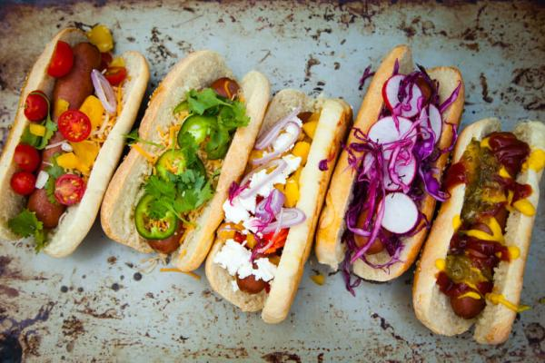 New Ways to Top Your Hot Dogs This Summer