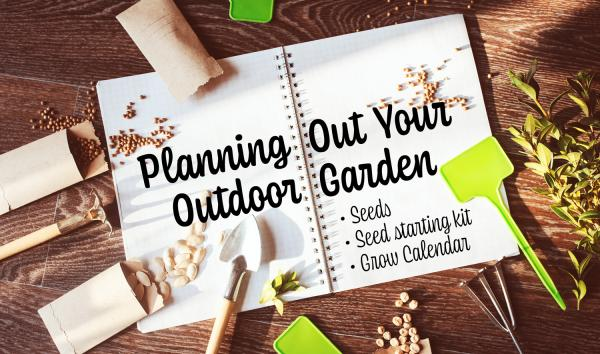 Indoor to Outdoor Gardening: A Seed Starting Journey - Part 1