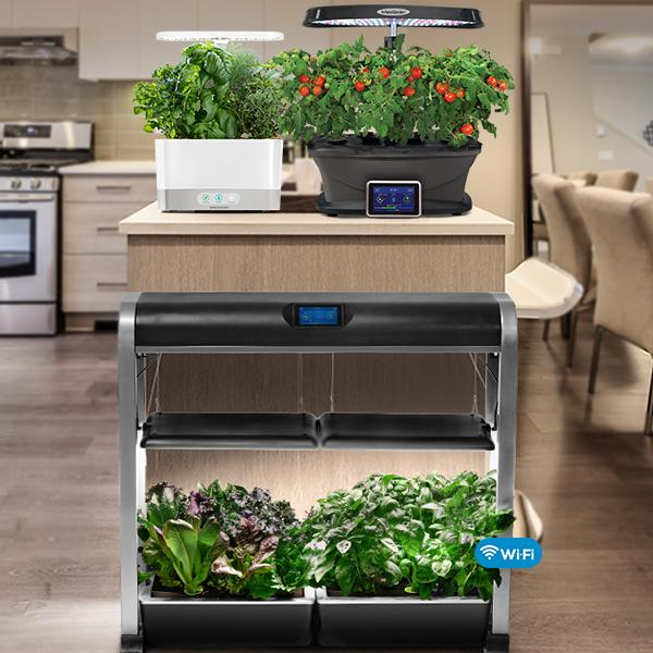 Which In-Home Garden System is Right for You?