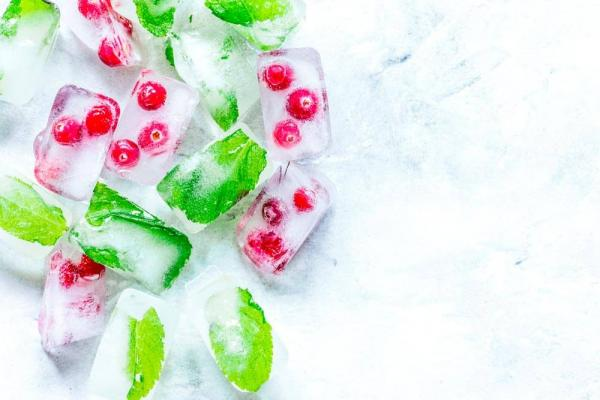 Holiday Ice Cubes