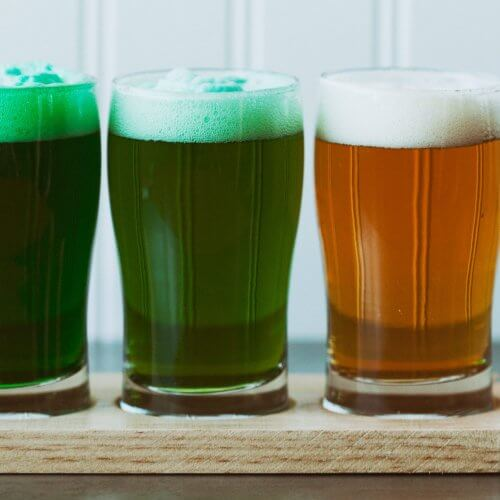 How to Make Green Beer with Wheat Grass
