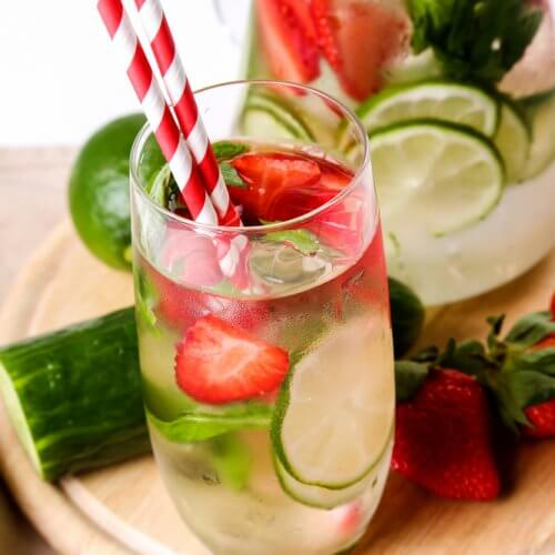 Flavored Water Ideas